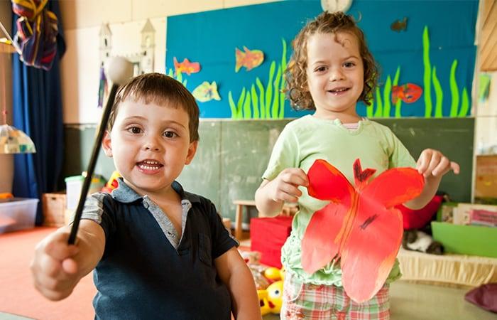 Integrative Kindertagesstätte Sonnenblume, Schwetzingen