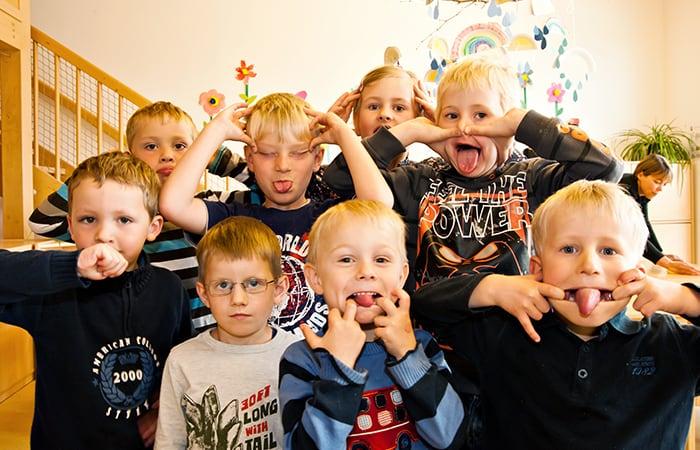 Integrative Kindertagesstätte Sonnenblume, Oftersheim