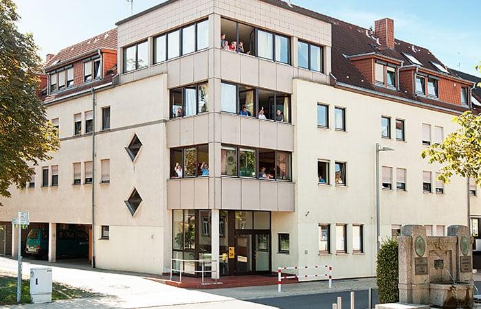 Wohnhaus Schwetzingen