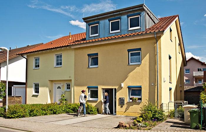 Kleinwohnhaus Ketsch